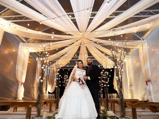 O casamento de Natalia e Mauricio