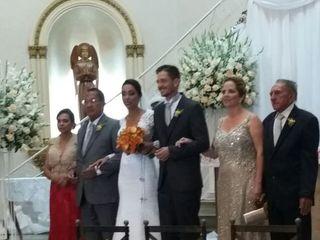 O casamento de Renata e José Ailton