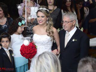 O casamento de Dayana e Celso
