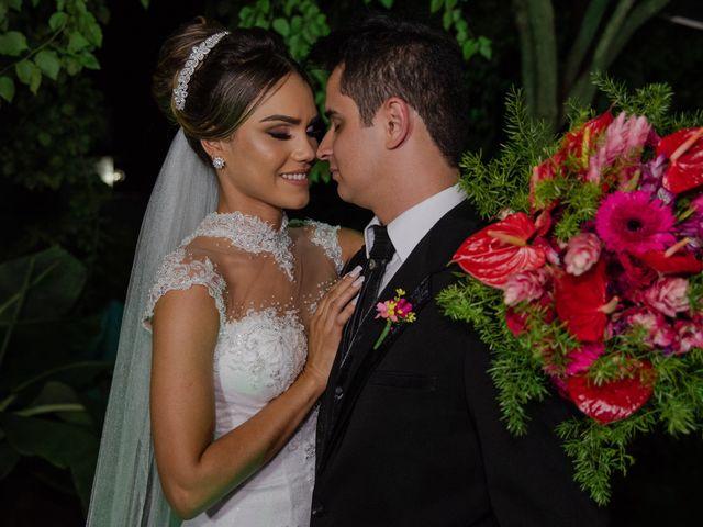O casamento de Milena e Aluízio