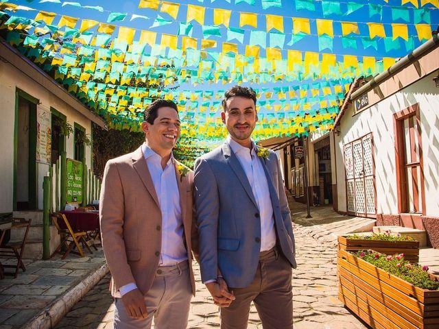O casamento de Leandro Bessa e Leandro Viegas
