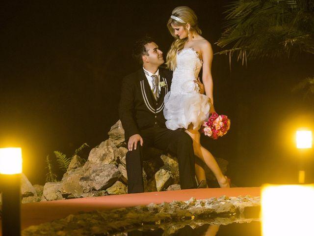 O casamento de Anne e Miguel