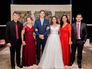 O casamento de Kaetly hartmann e Lucas kreulich 1