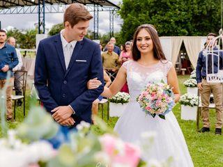 O casamento de Kaetly hartmann e Lucas kreulich