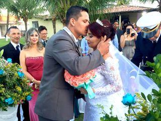 O casamento de Vanessa e Cleilton