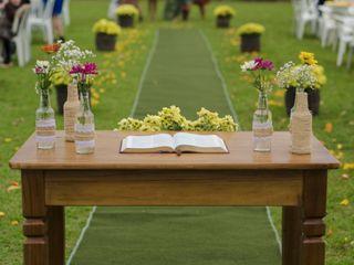 O casamento de Andressa e Guilherme 1