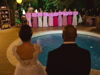 O casamento de Adriana e Jussan  1