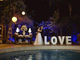O casamento de Adriana e Jussan