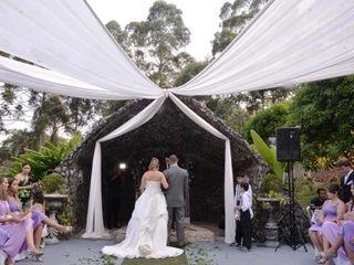 O casamento de Juliane e Leonardo