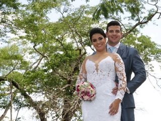 O casamento de Cinthia e Mateus