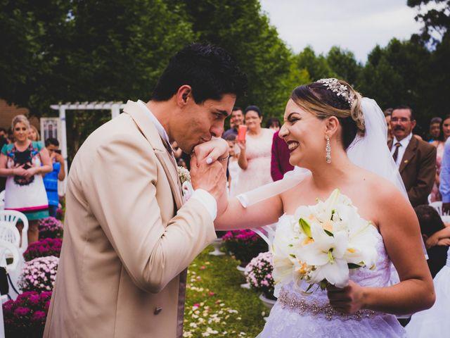 O casamento de Alexandra e Luis