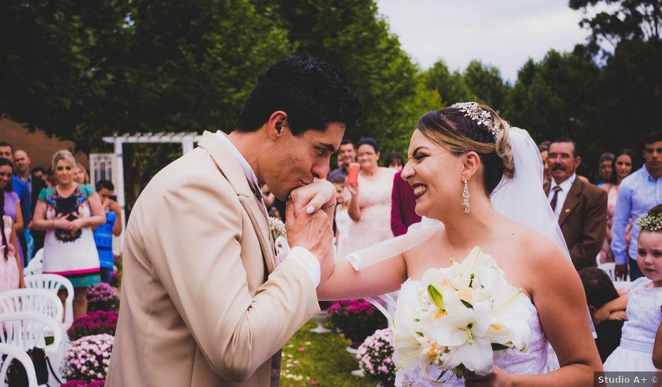 O casamento de Luis e Alexandra em Colombo, Paraná