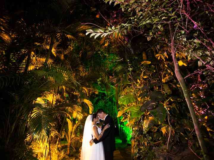 O casamento de Kellen e William