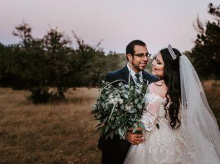 O casamento de Rithyenne e Adrian