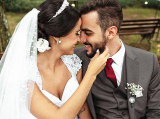 O casamento de Juliana e João Gabriel