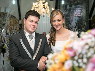 O casamento de Alan e Ester