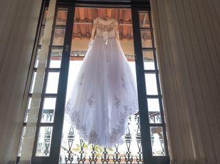 O casamento de Priscila e Rafael 1