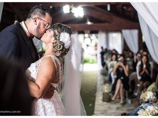O casamento de Flavia e Marcelo