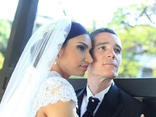 O casamento de Thais e Clercio 1