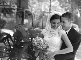 O casamento de Thais e Clercio