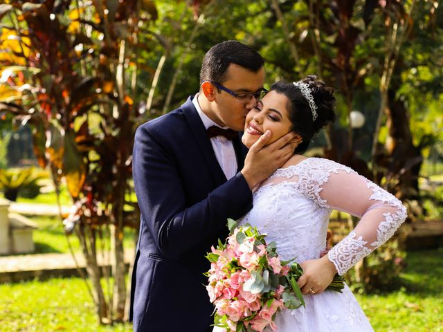 O casamento de Bruna e Renan