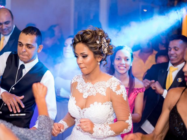 O casamento de Priscila e Rafael