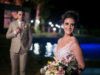 O casamento de Jéssica e Breno
