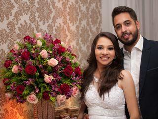 O casamento de Myllena e Daniel