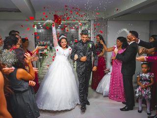 O casamento de Patricia e Wellington