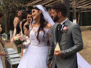 O casamento de Amanda e Tiago