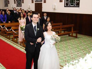 O casamento de Debora e Ederson 1