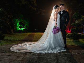 O casamento de Cassia e Jonatas