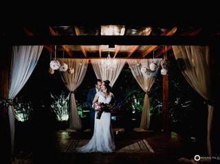 O casamento de Elisangela  e Rodrigo