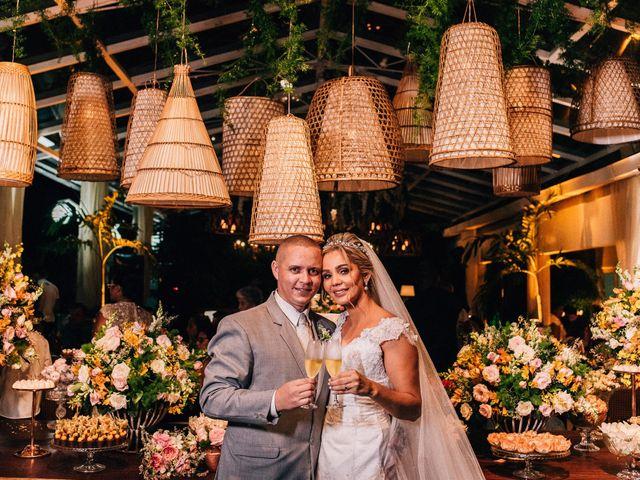 O casamento de Jéssica e Anderson