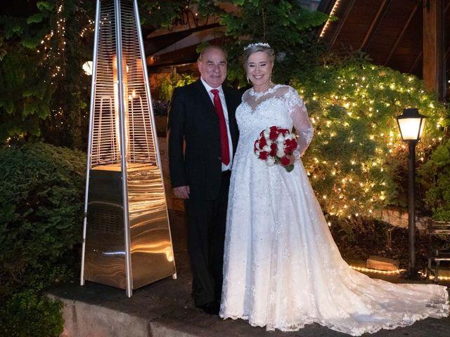 O casamento de Tatiana e Adalberto