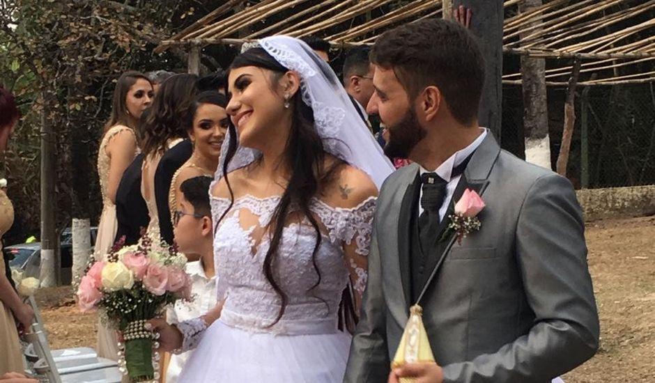 O casamento de Tiago e Amanda em Contagem, Minas Gerais
