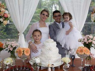 O casamento de Nadia e Paulo Henrique 1