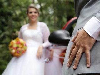 O casamento de Nadia e Paulo Henrique 2