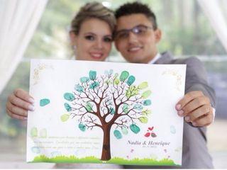 O casamento de Nadia e Paulo Henrique 3