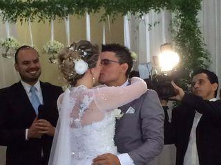 O casamento de Nadia e Paulo Henrique