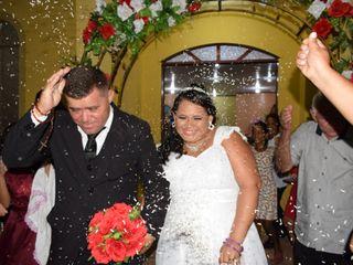 O casamento de Mylena  e Alessandro