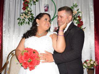 O casamento de Mylena  e Alessandro  2
