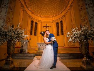 O casamento de Lidi e Gustavo