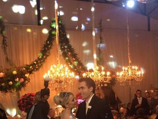 O casamento de Erica e Pedro