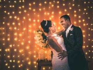 O casamento de Kalila e Jairo