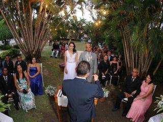 O casamento de Eveline Arcanjo e André Luiz 3