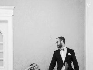 O casamento de Louise e Misael 1