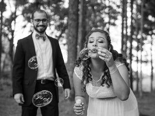 O casamento de Louise e Misael 3