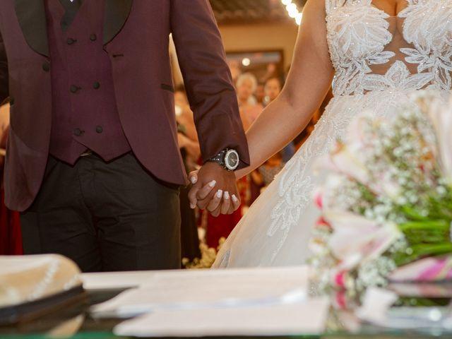 O casamento de Thalles e Grazielle em Belo Horizonte, Minas Gerais 34