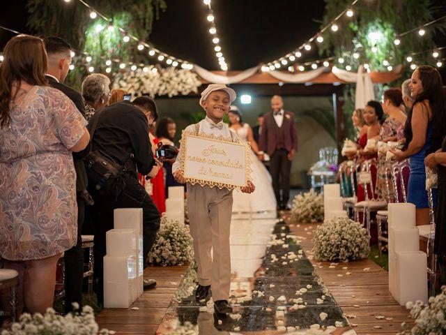 O casamento de Thalles e Grazielle em Belo Horizonte, Minas Gerais 56